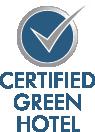 Lufthansa Seeheim certified green hotel
