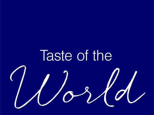 Taste of the world quer